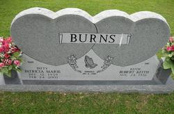 Patricia Marie Patty Burns
