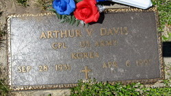 Arthur V Davis