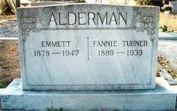 Emmett Arlie Alderman