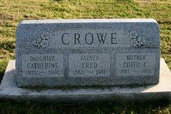 Edith <i>Crump</i> Crowe