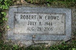 Robert W Crowe
