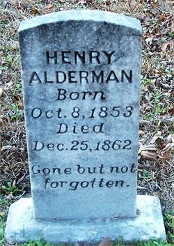 Henry Alderman