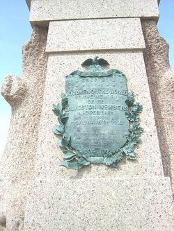 Galveston Hurricane of 1900 Memorial