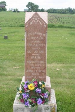 Ida May <i>Morrison</i> Lincoln