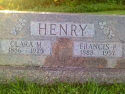 Clara May <i>Payne</i> Henry