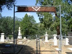 Mariposa Masonic Cemetery