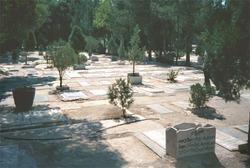 Behesht-e Zahra Cemetery