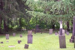 Congregational Churchyard Cemetery