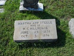 Martha Ann <i>Steele</i> Hillhouse