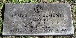 James H Clements