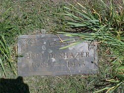 Alfred Burgest Curly Bert DeShazer