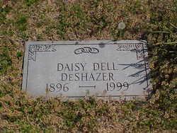 Daisy Dell <i>Cook</i> DeShazer