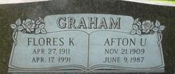 Afton U. Graham