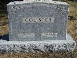 Anna Elizabeth <i>Thompson</i> Colister