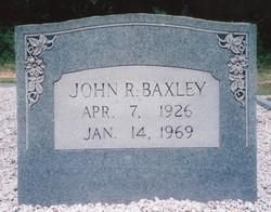 John Roland Baxley