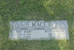 Fred Buddy Mace, Jr