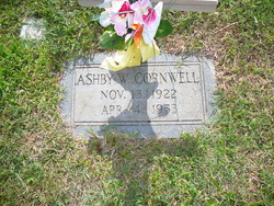 Ashby Ward Cornwell