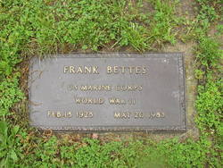 Frank Bettes, Jr