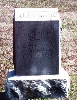 Martha Caroline <i>Castle</i> Alleman