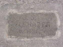 J.D DeShazer