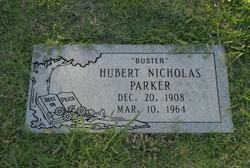 Hubert Nicholas Buster Parker