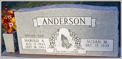 Harold Arthur Anderson