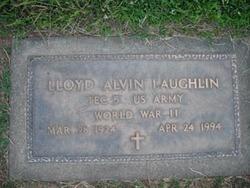 Lloyd Alvin Laughlin