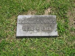 Dorothea <i>Hinamon</i> Jones