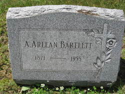 A Arlean Bartlett