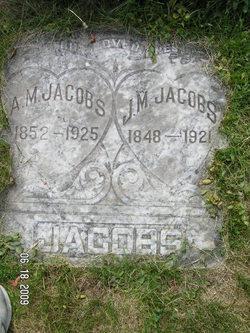 Amanda M <i>Hall</i> Jacobs