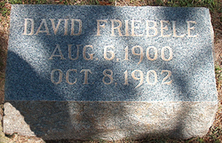 David Friebele