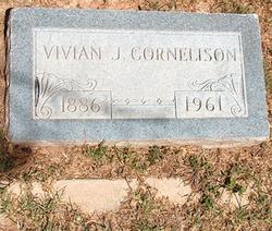 Vivian Josephine <i>Friebele</i> Cornelison