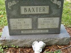 John E. Baxter