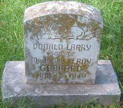 Donald Larry Gabbard
