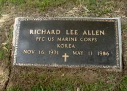 Richard Lee Allen