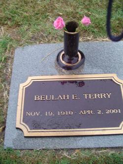 Beulah Etta <i>Williams</i> Terry