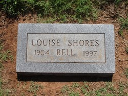 Louise <i>Shores</i> Bell