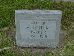 Albert Milby Barber