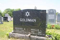 Bernard A Goldman