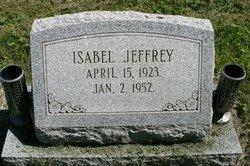 Isabel Jeffrey