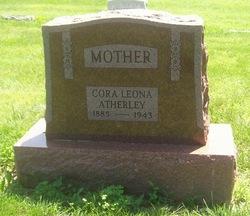 Cora Leona <i>Collins</i> Atherley