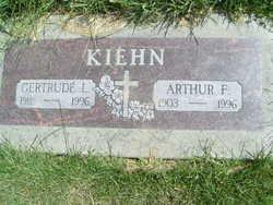 Gertrude Louise <i>Buddrius</i> Kiehn