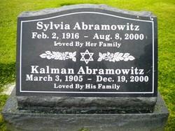 Kalman Abramowitz