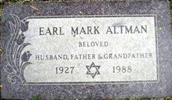 Earl Mark Altman