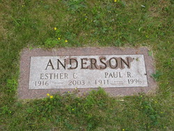 Paul R. Anderson