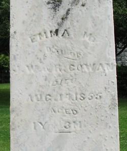 Emma M Cowan