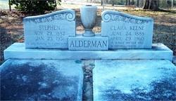 Clara Bell <i>Keene</i> Alderman