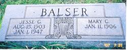Jesse G. Balser