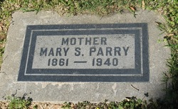 Mary <i>Stewart</i> Parry