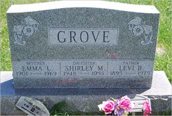 Emma L <i>Waltemyer</i> Grove